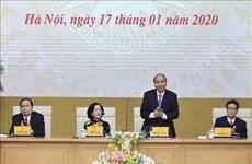 Le PM rencontre des représentants d'organisations socio-politiques et populaires