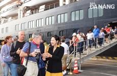 Da Nang accueille 1.250 croisiéristes étrangers au début de l'Année du Rat