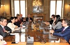 Promouvoir la coopération économique entre le Vietnam et des régions du Nord de l'Italie