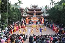 Ouverture de nombreuses fêtes traditionnelles à Hanoï et à Ha Tinh