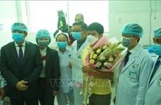 2019-nCoV : un patient chinois à Ho Chi Minh-Ville guéri