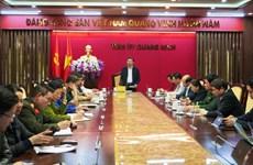 Quang Ninh prend des mesures urgentes pour faire face au COVID-19