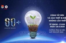 Mois des jeunes : nombreuses activités en réponse de la campagne Earth Hour