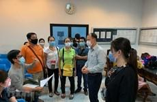 COVID-19 : assistance aux citoyens vietnamiens en transit en Thaïlande et à Singapour