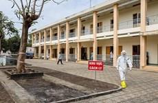 Ho Chi Minh-Ville débloque 2.750 milliards de dongs pour le combat contre le COVID-19