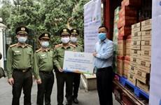 Nestlé Vietnam soutient 12 milliards de dongs dans la lutte contre le COVID-19