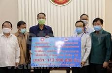 Les Vietnamiens résidant à l'étranger conjuguent les efforts pour vaincre la pandémie