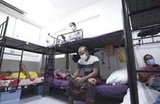 COVID-19: 728 nouveaux cas signalés le 16 avril à Singapour