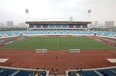 Le stade national My Dinh parmi les cinq meilleurs d'Asie du Sud-Est