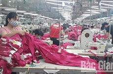 Bac Giang compte générer plus d'emplois