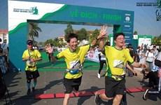 Un marathon international prévu en août à Hau Giang