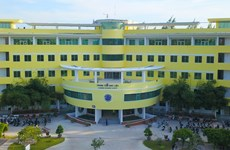 L'Université de Tra Vinh répond à plusieurs normes internationales de qualité