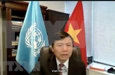 Le Vietnam salue les activités d'enquête des crimes terroristes de l'UNITAD