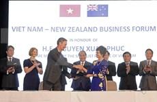 Promouvoir les relations commerciales Vietnam-Nouvelle-Zélande