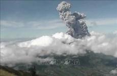 Indonésie : L'éruption du volcan Merapi, la plus haute alerte de vol émise