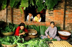 Les préparatifs du Tet-traditions des Vietnamiens
