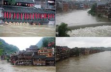 Le Vietnam accorde 100.000 dollars à la Chine pour régler les conséquences des inondations