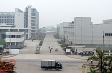 Bac Giang déterminée à développer ses zones industrielles