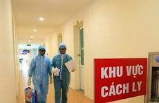 COVID-19: huit nouveaux cas positifs à Da Nang