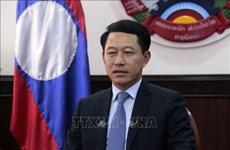 L'ASEAN est une organisation régionale à succès, selon le ministre lao des AE