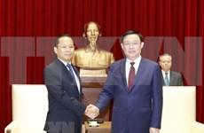 Hanoï renforce sa coopération avec les localités cambodgiennes