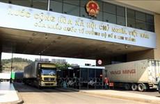 Des mesures pour promouvoir les échanges commerciaux Vietnam-Chine en discussion