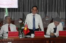 Hau Giang promeut la coopération multiforme avec la République de Corée
