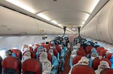 Vietjet Air et ses vols pour rapatrier des ressortissants vietnamiens bloqués à l'étranger