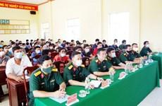 Soc Trang s'intéresse à la prévention et la lutte contre des catastrophes naturelles