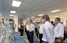 Hung Yen promeut la coopération et les investissement avec les entreprises japonaises