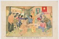 Une collection d'affiches du Vietnam conservée à une bibilothèque en Australie