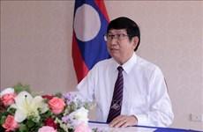 Un expert laotien apprécie l'initiative de l'organisation de l'AIPA 41 en ligne par le Vietnam