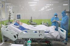 Le 91e patient est transféré à l'Hôpital Cho Ray