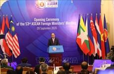 L'ouverture de l'AMM-53 et les réunions connexes en ligne