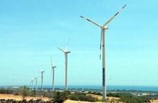 Mise en chantier d'un complexe éolien à gros investissement à Quang Binh