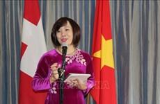 Le Parti suisse du travail célèbre la Fête nationale du Vietnam