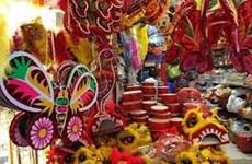 Les jouets traditionnels de la fête de la mi-automne de plus en plus prisée