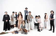 «Les Misérables» entrent en scène à l'Opéra de Hanoi
