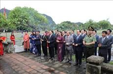 Diverses activités en l'honneur du 1010e anniversaire de Thang Long-Hanoï