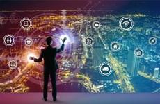 Lancement de l'espace de création et d'expériences de transformation numérique  de Ho Chi Minh-Ville