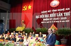 La province de Nghe An exhortée à promouvoir la connexion entre régions économiques