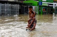 Les inondations font 18 morts au Cambodge