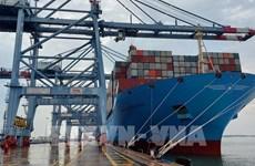 Le Vietnam accueillit Margrethe Maersk, un des plus grands porte-conteneurs du monde
