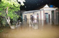 Innondations : sympathie de la Mongolie et du Cambodge au Vietnam