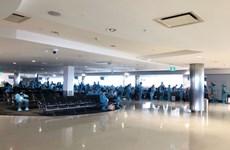 COVID-19 : plus de 350 Vietnamiens rapatriés de l'Australie et de la Nouvelle-Zélande