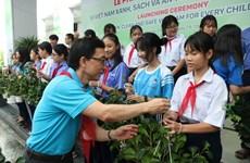 Kyrielle d'activités « Pour un Vietnam vert, propre et sécuritaire aux enfants »