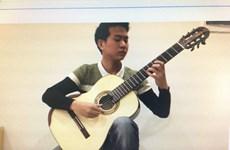 Un Vietnamien primé au concours de la guitare de Berlin 2020