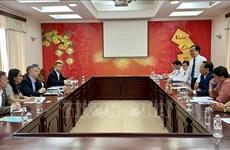Les Etats-Unis assistent An Giang dans la résilience à la sécheresse et à l'intrusion saline