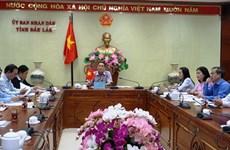 Dak Lak veut engager une coopération économique efficace avec Saint-Pétersbourg