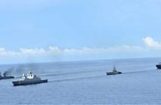 L'Inde, Singapour et la Thaïlande mènent un exercice naval trilatéral conjoint